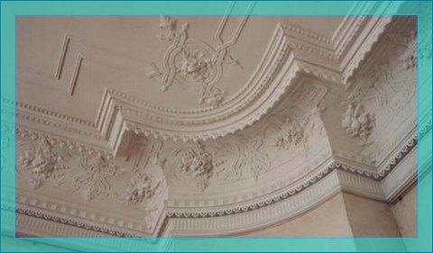lepnye potolki Лепнина, декор, гипс, потолки Фото