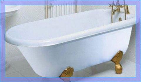 restavratsiya vannyi Реставрация ванны Фото
