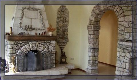 kamin pech svoimi rukami Как построить, установить камин, каминную печь своими руками Фото